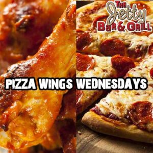 Wednesday Pizza & WIngs